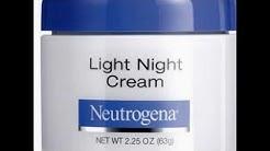 hqdefault - Neutrogena Light Night Cream Acne