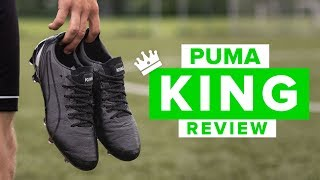PUMA KING REVIEW | Boring or insanely cool?
