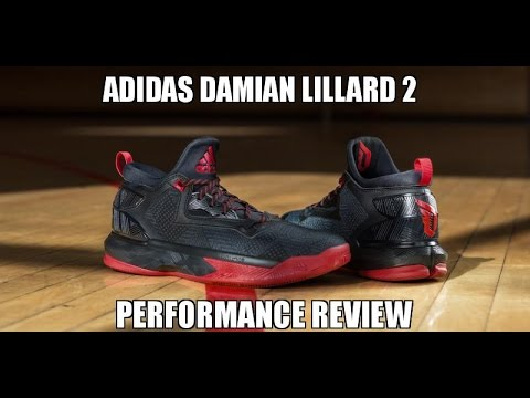 finest selection 3340f 9b49c Adidas D. Lillard 2 Performance Review