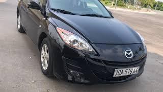 🛑 Chất lắm. Mazda 3 sx 2009 đk 2010 AT 1.6 bản full. Giá 345 tr call e Loan 0976081699