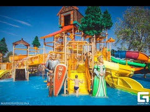 аквапарк евпатория у лукоморья фото
