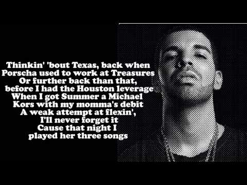 Drake from time lyrics