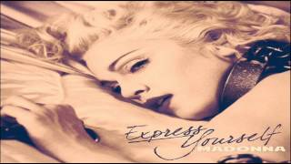Madonna Express Yourself (Luke