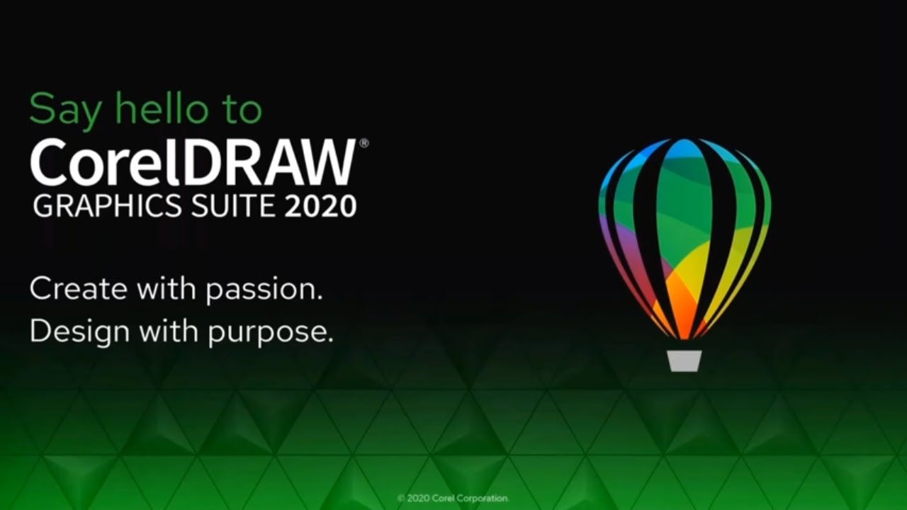 Download CorelDraw Graphics Suite 2020 Full Version