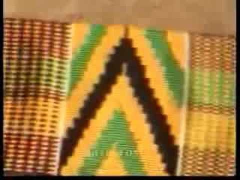 What is Kente? - Textiles in Ghana (1/16)