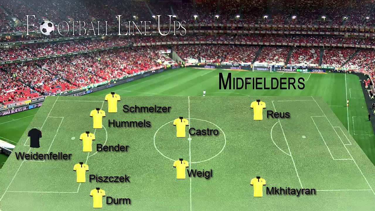 Borussia Dortmund Europa League 2021