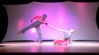 Leon Rose & Dotty Performance @ The DC Salsa Congress 2012