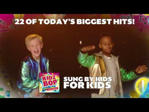 Kidz Bop The Album (TV Ad)