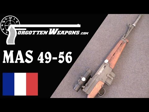 France&39;s Final Battle Rifle Iteration: The MAS 49-56
