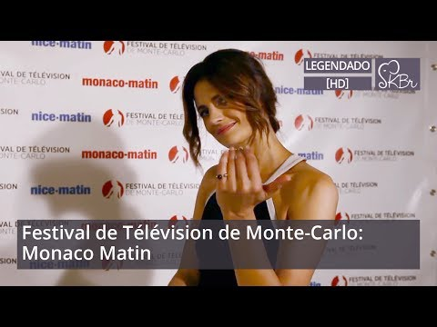 Stana Katic @ FTV17: Monaco Matin legendado HD