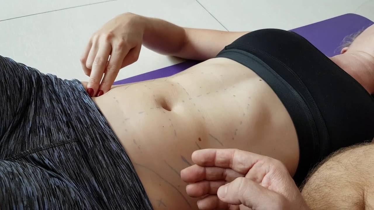 buik na zwangerschap trainen