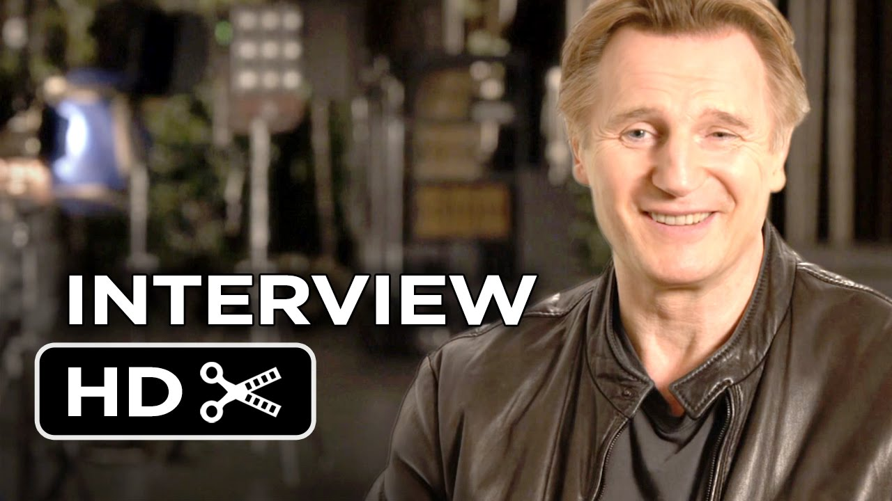 Taken 3 Interview - Liam Neeson (2015) - Action Movie HD