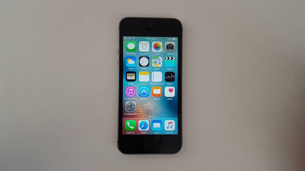 Iphone 5 S Libre Iphone 5s 64 Gb Mercado Libre