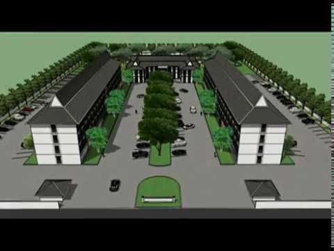 concept design โครงการบ้านพักคุรุสภา