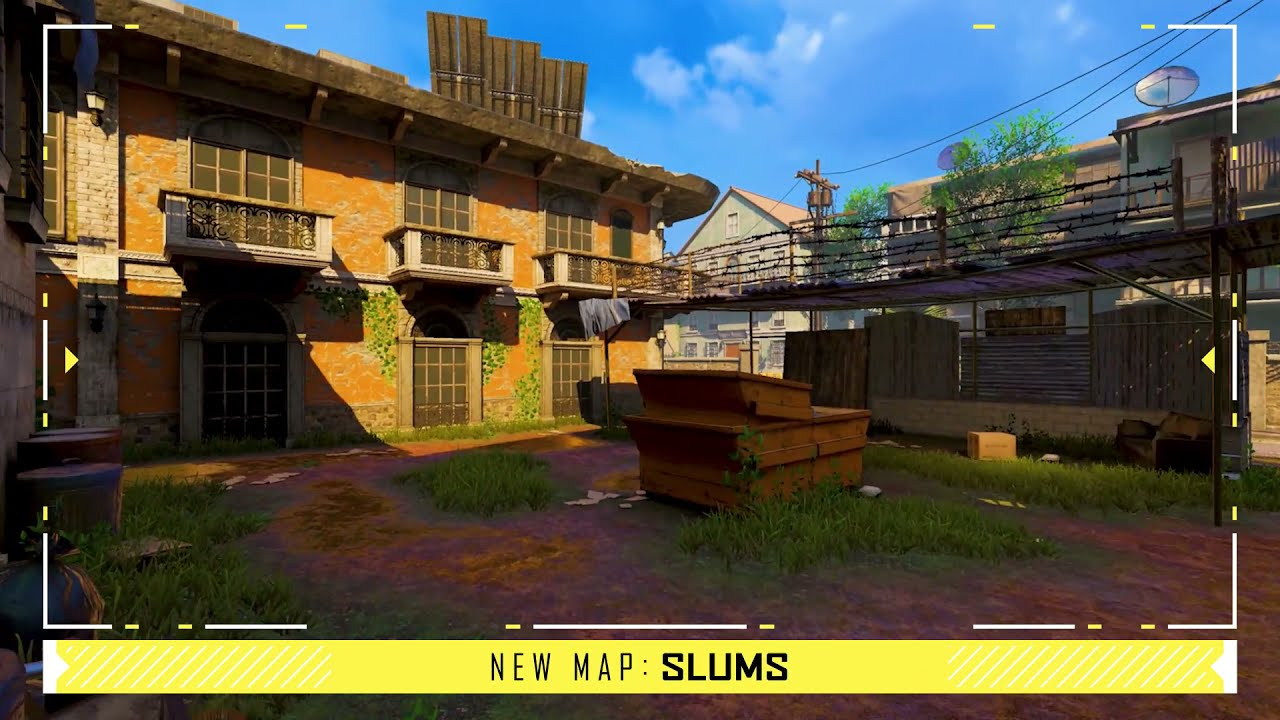 Call of Duty®: Mobile - Introducing Slums