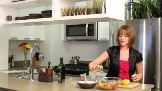 Orange & Mango Salad : Healthy Snacks