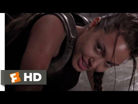 Lara Croft: Tomb Raider (6/9) Movie CLIP - Escaping the Temple (2001) HD poster
