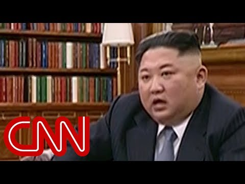 Kim Jong Un sends warning to US