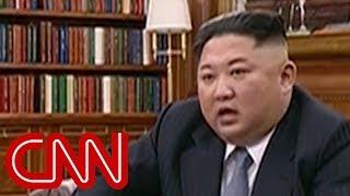 Kim Jong Un sends warning to US