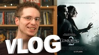 Vlog - Conjuring 2 : Le Cas Enfield