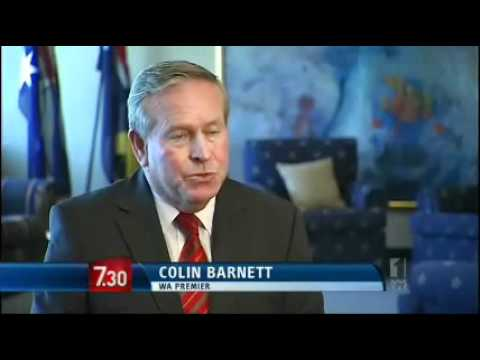 7.30 Report Story - WA Jobs From WA Resources Campaign