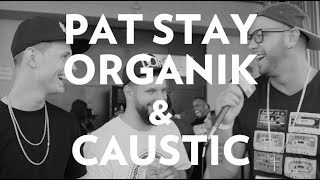 Pat Stay, Caustic Discuss Battling Charron, Arcane