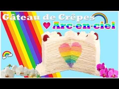 recette-de-gâteau-de-crêpes-avec-coeur-arc-en-ciel---carl-is-cooking