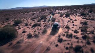 CLIP STAGE 1 AFRICA ECO RACE