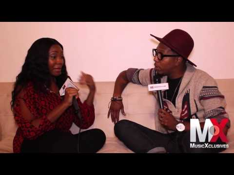 A Conversation w/ Deitrick Haddon: Masterpiece Album, gets personal, offers life tips + more!