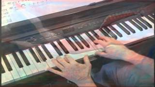The Man On The Flying Trapeze -- Piano