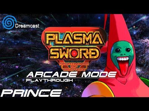 [DC] Star Gladiator 2 - Nightmare of Bilstein. Arcade Mode. Playthrough. Prince