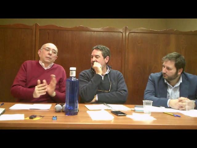 """Presentación del libro """"El oficio de resistir"""" de Javier Aristu - 4"""