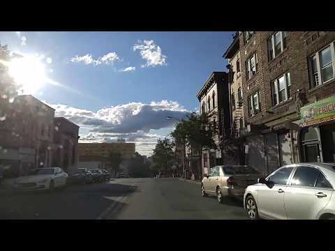 Driving from Mt. Vernon to Yonkers,New York