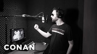 The Making Of: Jon Dore's #ConanNYC Set  - CONAN on TBS