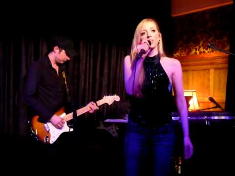 Lizzy Pattinson  - Make You Feel My Love - at The Regal Room - 21st January 2011
