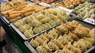 Japanese Gyoza Dumplings, Katsu and More Japanese Street Food Seen in Shoreditch, London