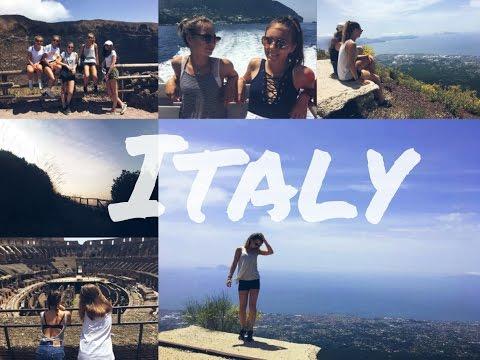 Italy - Vatican City, Rome, Pompeii, Naples, Capri