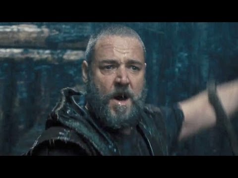 Noah Super Bowl Trailer Official - Russell Crowe