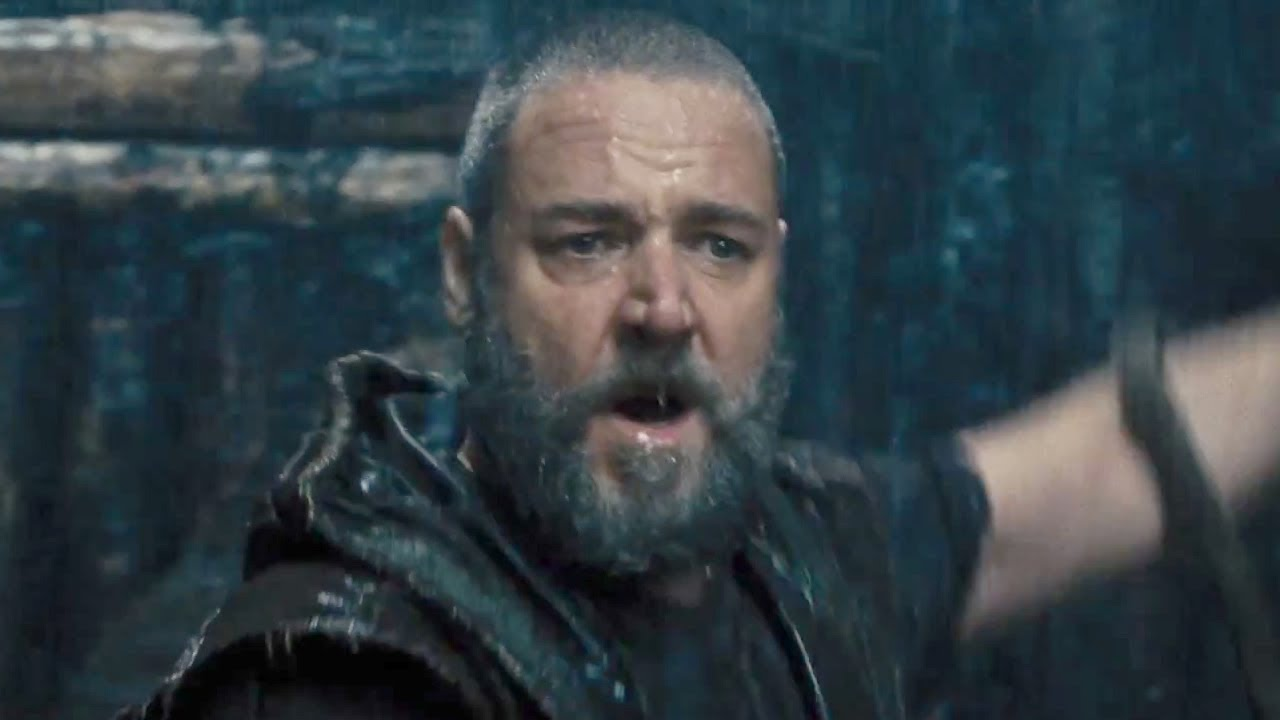 Noah Super Bowl Trailer Official - Russell Crowe - YouTube