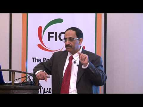 Building a culture of leadership at FICCI FLO Hyderabad by Dr  Baba Prasad
