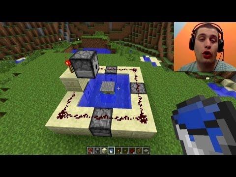 Masinu koja ispaljuje vatrene strele u Minecraftu??? [S...  Doovi