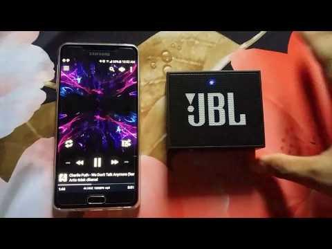 JBL GO SOUND TEST! Amazing loud!!!