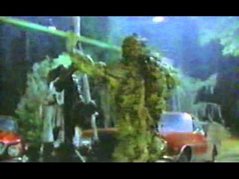 Swamp Thing Fight