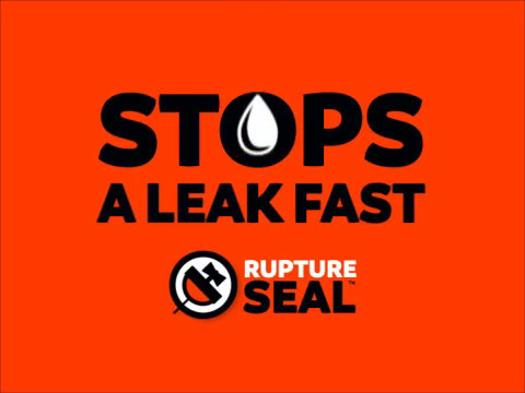 FAST - Fix a Leaking Pipe - Stop a Pin Hole Leak - Rupture