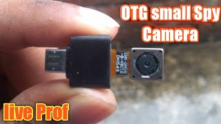 How To Make Spy cctv camera at home with old mobile camera