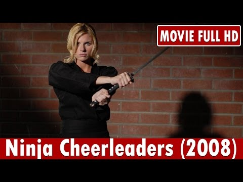 Ninja Cheerleaders 2008 Movie **  Trishelle Cannatella, Ginny Weirick, Maitland McConnell