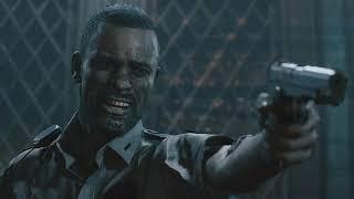 Marvin Branagh gets bit by Brad Resident Evil 3 Remake