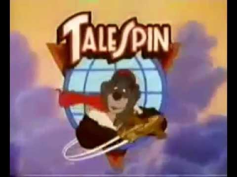 Talespin title intro theme song Hindi - 90's Cartoon Theme Song in Hindi