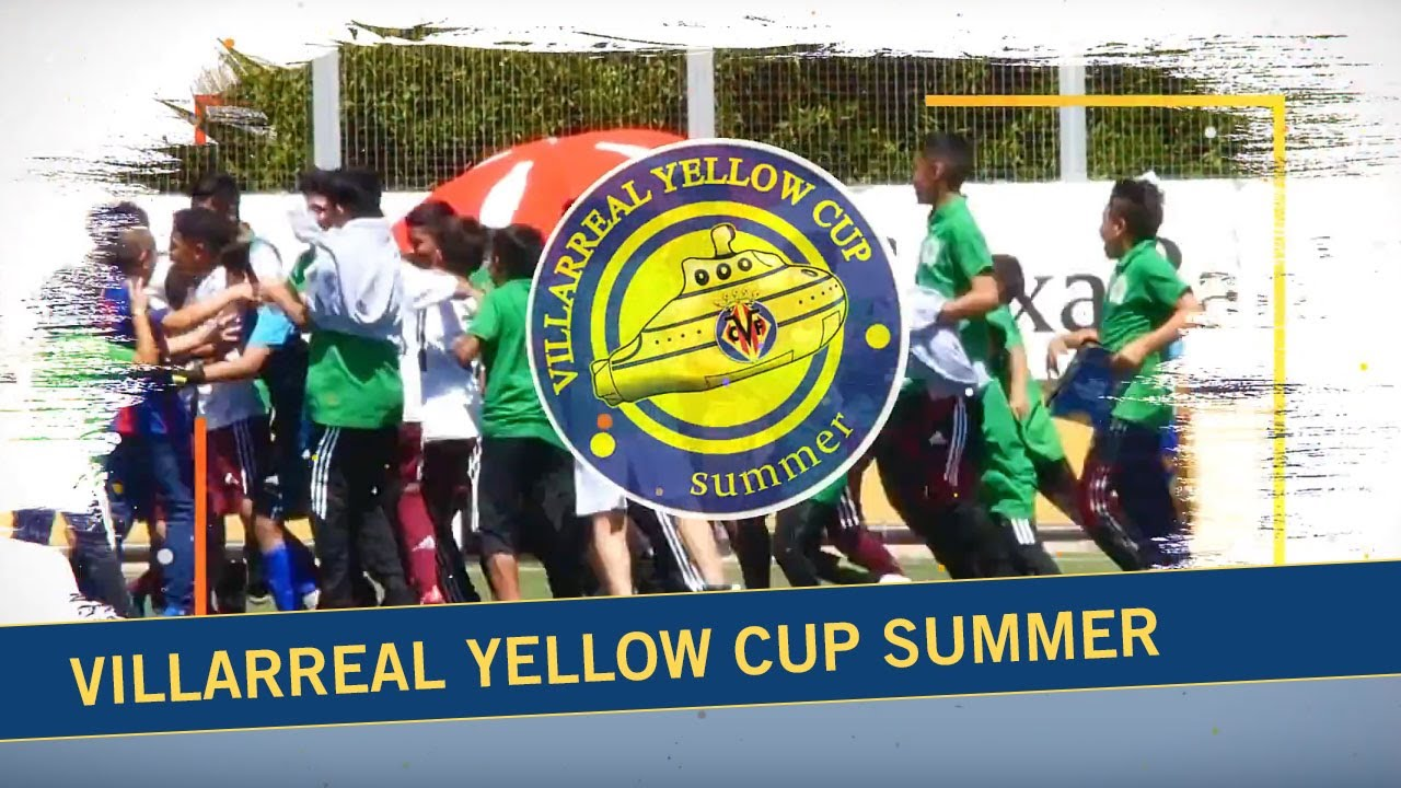 Villarreal Yellow Cup Summer | Promocional