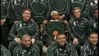 """Nelson Mandela changed the world"" (UN Secretary-General)"